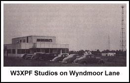 Wyndmoor Studio in Philadelphia, 1936