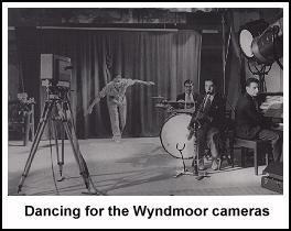 Dancing for the Wyndmoor cameras, ca 1936